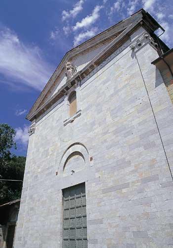 Chiesa San Francesco - Pisa
