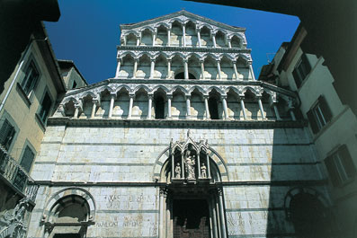 Chiesa di San Michele in Borgo - Pisa