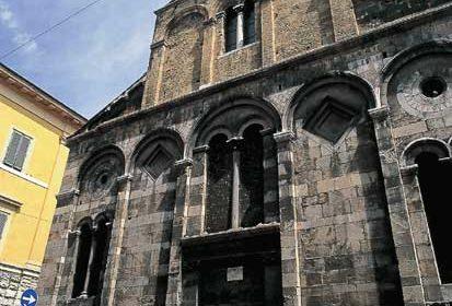 Chiesa di San Pietro in Vinculis (San Pierino) - Pisa