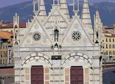 Chiesa di Santa Maria della Spina - Pisa