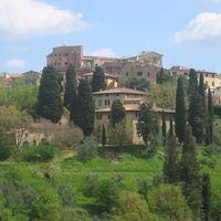 Lari - Castello dei Vicari