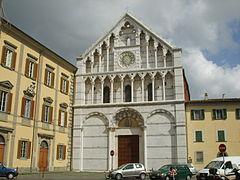 Chiesa di Santa Caterina d'Alessandria - PISA