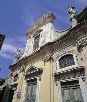 Chiesa di San Silvestro - Pisa