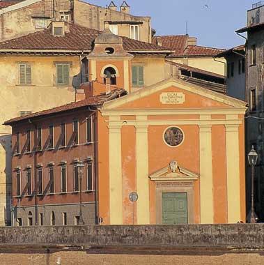 Chiesa di Santa Cristina - Pisa