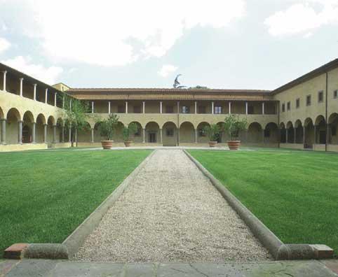 Chiesa di Santa Croce in Fossabanda - Pisa
